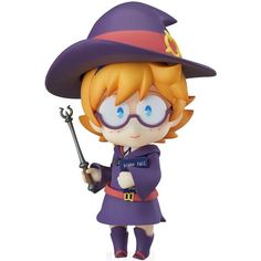 Little Witch Academia Nendoroid : Lotte Yanson   #littlesitchacademia #lotteyanson #nendoroid #actionfigure #animeactionfigures #hypetokyo