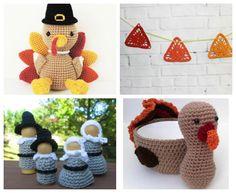 Crochet Thanksgiving Patterns