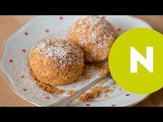 Hungarian Recipes, Dumplings, Kids Meals, Baked Potato, Muffin, Sweets, Bread, Cheese, Vegan