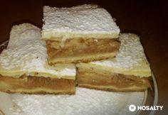 Gluténmentes almás-fahéjas pite