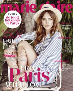 Marie Claire Netherlands April 2015