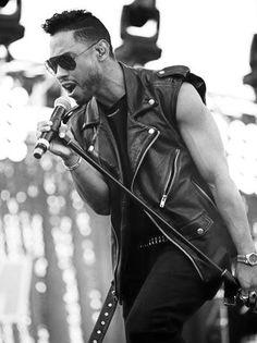 Miguel, Opened for Usher, 12/2010 - Prudential Center, Newark, NJ && Opened for Drake, 12/18/2013 - Wells Fargo Center, Philadelphia, PA