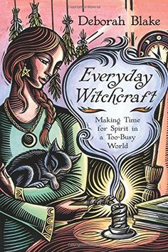 Everyday Witchcraft: Making Time for Spirit in a Too-Busy World by Deborah Blake http://www.amazon.com/dp/073874218X/ref=cm_sw_r_pi_dp_uTVhvb0TCG1DM