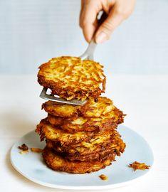 Wir zeigen euch 10 geniale Küchentipps! Nr. 9: Das Geheimnis perfekter Kartoffelpuffer