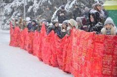 Источник: www.tvernews.ru 7 ноября торжественные мероприятия прошли возле стелы «Город воинской славы».