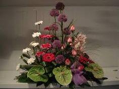 Resultado de imagen de centro flores todos los santos