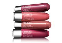 Le crayon à maquillage blush de Clinique http://www.vogue.fr/beaute/buzz-du-jour/diaporama/chubby-stick-crayon-blush-fard-a-joue-clinique/19916
