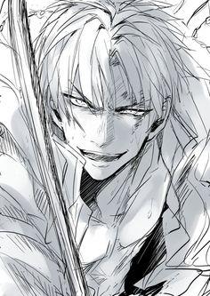 埋め込み Hot Anime Boy, Anime Art Girl, Manga Art, Anime Drawings Sketches, Anime Sketch, Drawing Reference Poses, Drawing Poses, Guy Drawing, Character Drawing