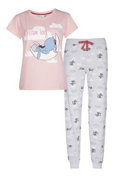 Pyjama Bourriquet endormi