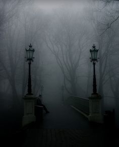 """""""The Mist"""" I wonder if that is Jekyll or Hyde ?"""