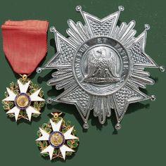 French Empire Order Legion of Honor Napoleon Bonaparte   eBay