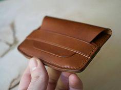 Leather Wallet Leather Card Holder Leather Wallet Men