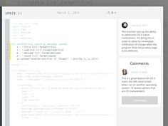 Code Annotator by Matthew Famularo