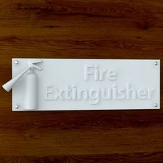 3d Printable Fire Extinquisher sign stl Airport Design, 3d Printed Objects, Fire Extinguisher, 3d Printing, Old Things, Printable, Prints, Product Design, Customer Service