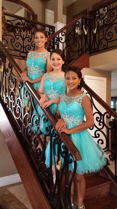 Dama Dresses Ideas | Quinceanera Dresses Blue | Quinceanera Ideas |