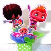 Rocket Power, Baby Rocker, Mole, Jr, Minnie Mouse, Baby Shower, Kids, Lilac Nails, Gifts For Children