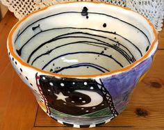 Church bowl #1 - by Suzi Dennis