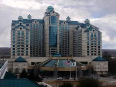 Foxwoods Resort Casino in Mashantucket, CT