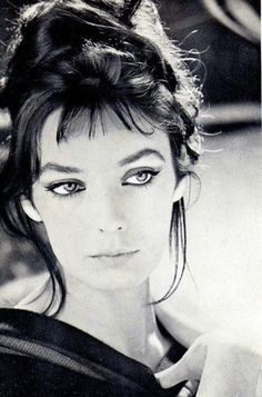 French singer and actress Marie Laforêt, circa 1960 : OldSchoolCelebs