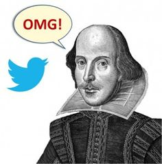Tweet like Shakespeare