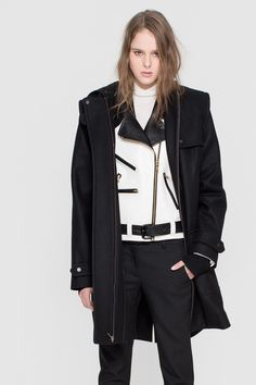 love the double-coat strategy - A.L.C. Fall 2013 Ready-to-Wear Collection Slideshow on Style.com