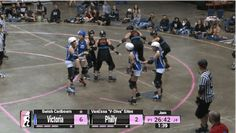You Should Be Watching More Roller Derby Footage — Columns and Power Jams