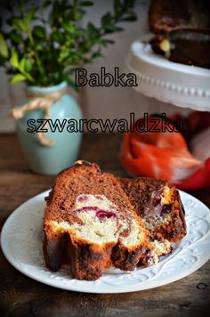 Blog kulinarny dla wszystkich Dried Bananas, Piece Of Cakes, No Bake Desserts, Granola, Feta, Banana Bread, Sweet Tooth, French Toast, Deserts