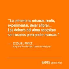 #liderazgo #aprendizajetransformacional #coaching #ontologico #ezequielponce #eadee