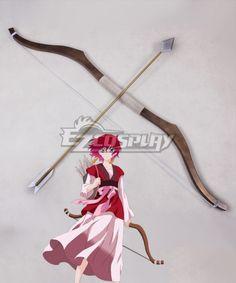 Anime Akatsuki no Yona Zeno Cosplay Wig Costume Accessory Cos Prop
