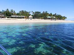 Bye-bye Beachcumber island - Fiji