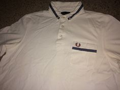 Sale Vintage FRED PERRY Tennis Polo Shirt Skinhead by casualisme