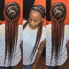 ghana weaving styles 20 simple and classy ghana weaving hairstyle you should rock Big Braids, Braids With Weave, Braids For Kids, Girls Braids, Kids Braided Hairstyles, African Braids Hairstyles, Black Girls Hairstyles, Prom Hairstyles, Black Girl Braids