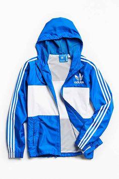 adidas California Windbreaker Jacket - Urban Outfitters