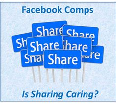 Facebook comps - Is Sharing Caring? | The Prize Finder