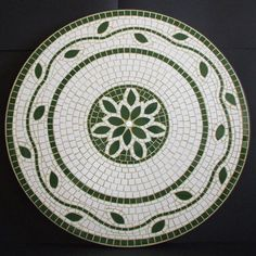 The mosaic bistro style tables are created from hand cut ceramic tiles, complete with a cast iron ornate base. All tables are designed to your own specifications. Mosaic Birdbath, Mosaic Tray, Mosaic Pots, Mosaic Wall Art, Mosaic Garden, Mosaic Glass, Mosaic Tiles, Mosaic Crafts, Mosaic Projects