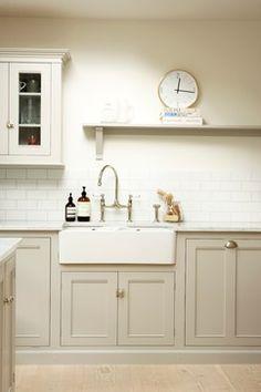 The Clapham Classic English Kitchen by deVOL - contemporary - Kitchen - London - deVOL Kitchens