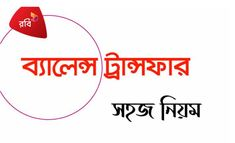 To Know Robi Balance Transfer Process 2020 In Robi To Robi & Other Operators Form Wiki Of Info