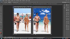 Removendo fundo dificil sem plugin com Photoshop CS6 - AULA 2 (HD)