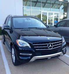 "Mercedes ML 350.. ""Mine"". :)"