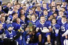 Every year, a list of the best high schools for sports in all of America are released. Which high schools made the cut this year? Roman Catholic High School, Trinity High School, East High School, School Football, School Sports, Kimberly High School, Mount Carmel Academy