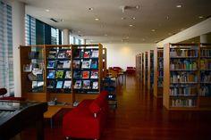 Biblioteca Municipal de Vieira do Minho (Sala de Adultos)