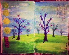 13 Art Journal Primera Dilan 2013