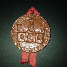 The seal of the Church of the Blessed Mary of Walsingham (obverse) Walsingham Priory