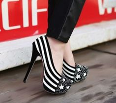 British thought-Stiletto Heels