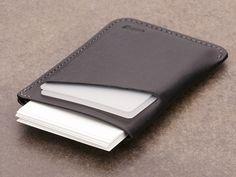 Bellroy minimalist card sleeve wallet