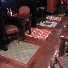Details: Project: Claddaugh Irish Pub   Location: Newport,KY   Arch Rep: Marsha McCauley   Designer: Joe Bodkin   Architect: Kinzelman, Kline, Gossman
