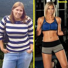 The Lifestyle http://www.womenshealthmag.com/weight-loss/kelly-simoneau-weight-loss-success-story