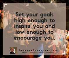 Your goals are yours. Own them. Manifest them. Achieve them. #uptome #successeducator http://SuccessEducator.com