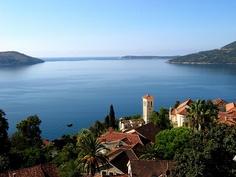 Herceg Novi, Montenegro.