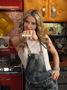 """Nadia Giosia! """"Nadia G's Bitchin' Kitchen"""" One of my FAV Shows!"""
